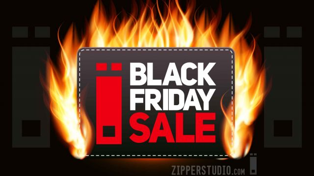 Black Friday Sale at Zipper SEO Studio