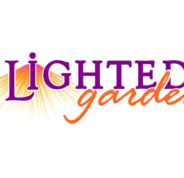 Logo for Lighted Garden