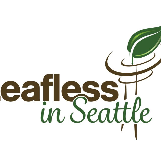 Logo for Leafless in Seattle