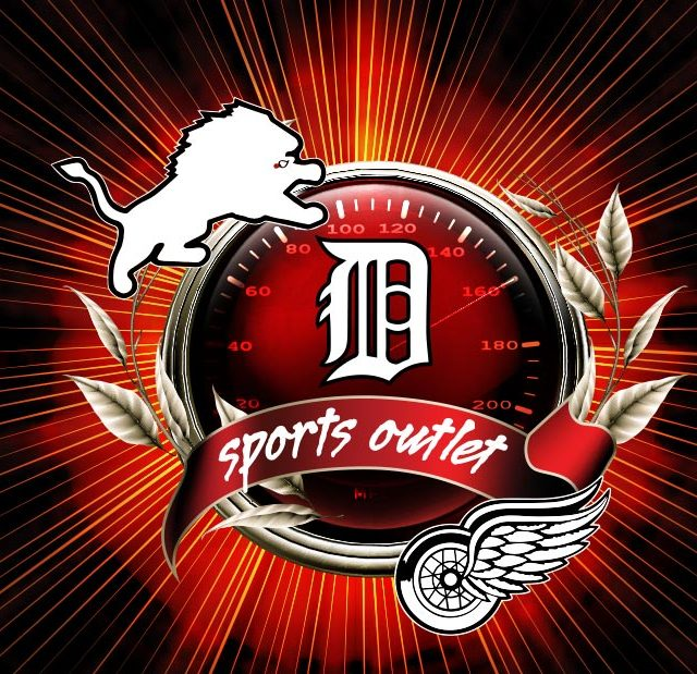 Logo Design for Detroit Sports Outlet