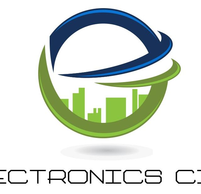 Logo Design for Electronics City Online Store