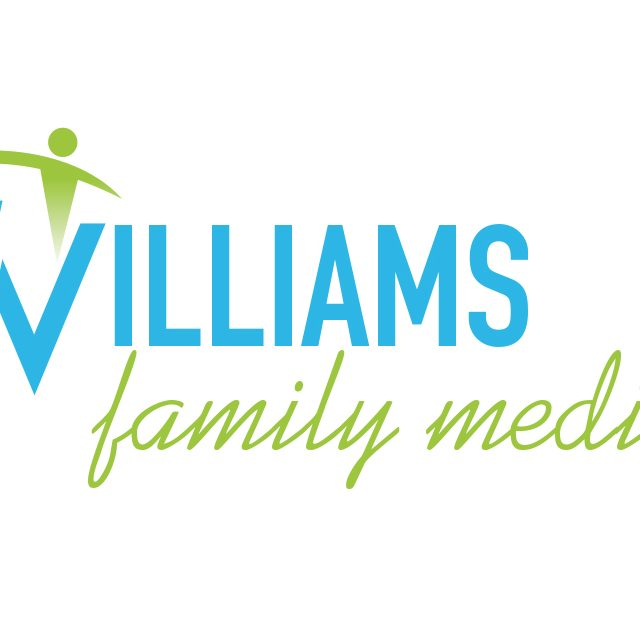Logo Design for Williams Family Medical